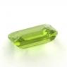 Хризолит (перидот) формы октагон, вес 4.94 карат, размер 12.1х9.1мм (perydot0131)