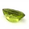 Хризолит (перидот) формы овал, вес 7.48 карат, размер 14.7х10.3мм (perydot0139)