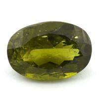 Хризолит (перидот) овал, вес 16.94 карат, размер 19.2х13.2мм (perydot0161)