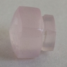 Розовый кварц формы гриб, вес 8.61 карат, размер 10.2х10.1мм (pquartz0090)