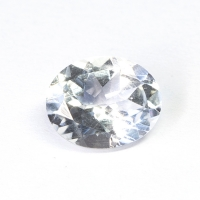 Горный хрусталь овал 11х9мм (quartz0014)