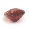 Земляничный кварц круг вес 2.16 карат, размер 9х9мм (quartzinc0053)