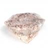 Земляничный кварц триллион вес 7.45 карат, размер 13.5х13.3мм (quartzinc0059)