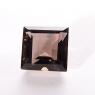 Раухтопаз (дымчатый кварц) квадрат вес 7.6 карат, размер 12х12мм (rauh0002)