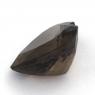 Раухтопаз (дымчатый кварц) сердце размер 20х20мм (rauh0040)