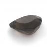 Раухтопаз (дымчатый кварц) сердце размер 15х15мм (rauh0042)