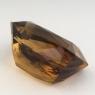 Раухтопаз (дымчатый кварц) октагон, вес 46.54 карат, размер 25.4х17.5мм (rauh0043)