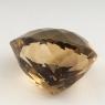Раухтопаз (дымчатый кварц) груша, вес 52.95 карат, размер 27х21.8мм (rauh0044)