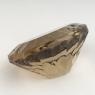 Раухтопаз (дымчатый кварц) овал, вес 54.2 карат, размер 30х23мм (rauh0048)