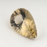 Раухтопаз (дымчатый кварц) груша, вес 20 карат, размер 24.9х16.2мм (rauh0050)