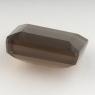 Раухтопаз (дымчатый кварц) октагон, вес 49.9 карат, размер 25.2х18.2мм (rauh0055)