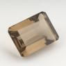 Раухтопаз (дымчатый кварц) октагон, вес 29.9 карат, размер 22.1х16мм (rauh0057)