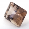 Раухтопаз (дымчатый кварц) октагон, вес 91.41 карат, размер 28.3х24мм (rauh0062)