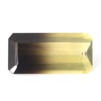 Цитрин-раух октагон вес 27.38 карат, размер 29.2х14.2мм (rautr0015)