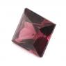 Гранат родолит квадрат вес 3.54 карат, размер 7.8х7.8мм (rhod0051)