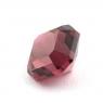Гранат родолит формы квадрат, вес 2.69 карат, размер 7.3х7.3мм (rhod0085)