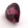 Гранат родолит формы груша, вес 3.32 карат, размер 10.6х8.7мм (rhod0110)