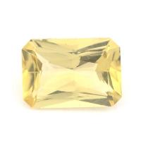 Жёлтый скаполит октагон вес 1.43 карат, размер 8.8х6.2мм (sc0009)