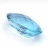 Небесно-голубой топаз овал, вес 40.97 карат, размер 25.8х17мм (sky0099)