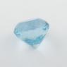Бледно-голубой топаз отличной российской огранки формы круг, вес 4.07 карат, размер 8.7х8.7мм (sky0128)
