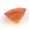 Гранат спессартин формы овал, вес 3.34 карат, размер 8.8х8.1мм (spes0053)