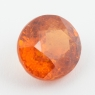 Темно-оранжевый гранат спессартин овал, вес 3.16 карат, размер 9х7.7мм (spes0057)