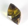 Сфен антик вес 17.11 карат, размер 15.18х13.98мм (sphene0018)
