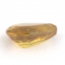 Желтовато-коричневый сфен груша вес 0.69 карат, размер 6.8х4.7мм (sphene0042)