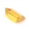 Золотистый сфен октагон вес 0.82 карат, размер 6х4.4мм (sphene0043)