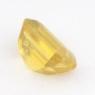 Золотистый сфен октагон вес 0.86 карат, размер 5.8х4.1мм (sphene0044)