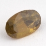 Желтовато-коричневый сфен овал вес 1.71 карат, размер 8.9х5.7мм (sphene0064)