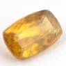 Золотистый сфен антик вес 1 карат, размер 7.4х4.7мм (sphene0066)