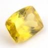 Золотистый сфен антик вес 0.88 карат, размер 6.5х5мм (sphene0077)