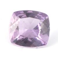 Бледно-фиолетовая шпинель антик вес 0.79 карат, размер 6.1х5.6мм (spinel0050)