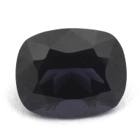 Тёмно-фиолетовая шпинель антик вес 2.2 карат, размер 8.6х7мм (spinel0063)