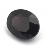 Тёмно-сиреневая шпинель овал вес 1.53 карат, размер 7.6х6.1мм (spinel0070)