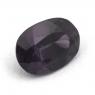 Фиолетовая шпинель овал вес 1 карат, размер 7.2х5.3мм (spinel0071)
