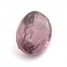 Сиреневато-розовая шпинель овал вес 0.84 карат, размер 6.7х4.8мм (spinel0083)