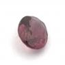 Тёмно-розовая шпинель овал вес 0.6 карат, размер 6х4.7мм (spinel0088)