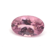 Бледно-розовая шпинель овал вес 0.39 карат, размер 5.9х3.8мм (spinel0093)