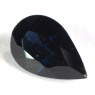 Тёмно-синяя шпинель груша вес 2.46 карат, размер 11.6х7.5мм (spinel0100)