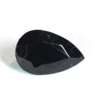 Тёмно-синяя шпинель груша вес 1.18 карат, размер 8.7х5.7мм (spinel0101)