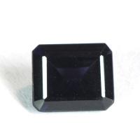 Тёмно-фиолетовая шпинель октагон вес 1.3 карат, размер 7х5.8мм (spinel0102)