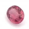Розовая шпинель овал вес 0.9 карат, размер 6.5х5мм (spinel0104)