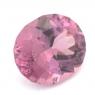 Розовая шпинель овал вес 2.82 карат, размер 9.6х8.15мм (spinel0112)