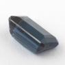 Кобальтово-синяя шпинель октагон, вес 1.34 карат, размер 7.25х5мм (spinel0120)
