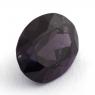 Темно-фиолетовая шпинель овал, вес 2.72 карат, размер 9.5х7.8мм (spinel0131)