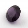 Фиолетовая шпинель овал, вес 1.88 карат, размер 8.4х7.1мм (spinel0132)