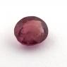 Ярко-розовая шпинель овал, вес 0.89 карат, размер 6.3х5.6мм (spinel0137)