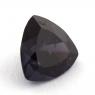 Темно-синяя шпинель триллион, вес 1.07 карат, размер 6.9х6.7мм (spinel0142)